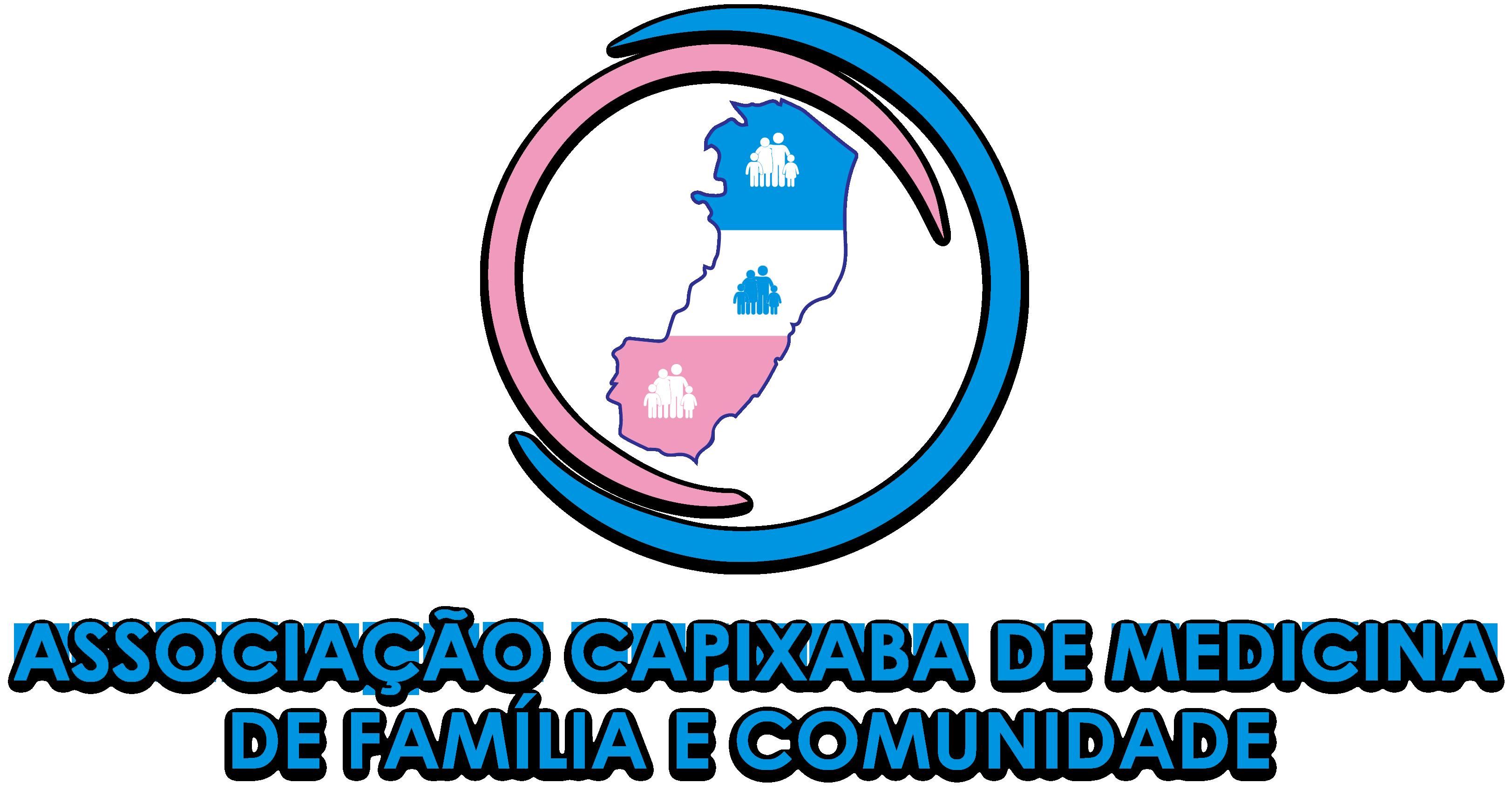 Logomarca da Associação Capixaba de Medicina de Família e Comunidade